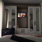 Bedroom Austell Caravan
