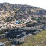 Cusco desde Sacsayhuaman