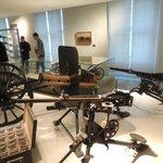 World War artillery