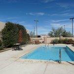 Außen-Schwimmbad