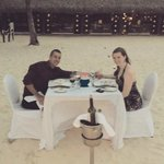 Private dinner on the beach outside La Palpa.  Very romantic