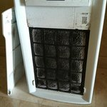 Moldy air purifier