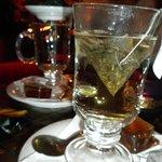 Potsdamer Platz -tea shop