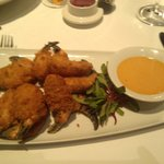 Crispy Crab Claws (from bar but served in Dinner App)