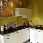 Giardino kitchenette