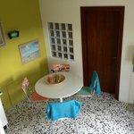 Giardino dining table 50s style!