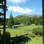 "View of Coniston ""Old Man"" from our room"
