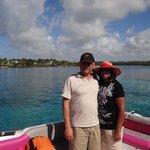 Speed-boat trip to L'ile Aux Cerfs