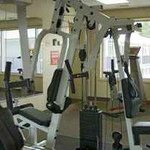 Fitness Center: Chicago Midway Hotel