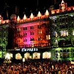 Fairmont Empress Canada Day 7-1-14