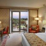 Tower Club Suite Bedroom