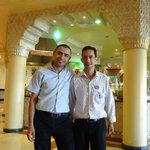 Main restaurant managers
