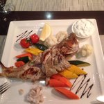 Fish, ramadan set menue