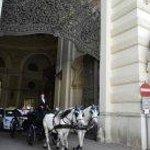 Въезд во дворец