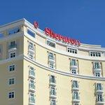 FACHADA DEL HOTEL TERRAZA