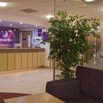 Hull City Centre Lobby