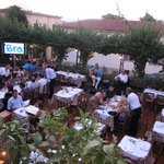 Old Tavern of Stamatopoulos - first right off Flessa in Plaka!