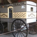 Carriage for health