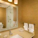Studio King Suite Bathroom