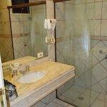 banheiro com aquecimento