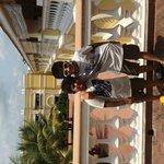 Aaditya And Mehul Enjoying