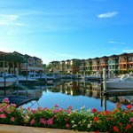 The Inner Marina and shoppes