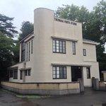 Tokiwadai1930s's photographic studio