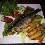 More trout! Delicious!