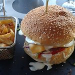Hamburger du quai
