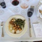 Guten Appetit. Das Essen in Arles oder St Remy ist nicht besser...
