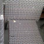 Room E318 dirty chair