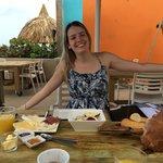 Café da Manhã no BijBlauw