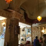 Arabic coffee in Medina - interior 2