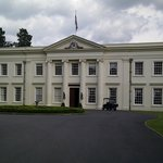 The magnificent mansion house