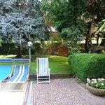 Scala Stiegl Hotel: The Garden