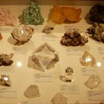 @ the Mineralogical and Geological Museum at Harvard
