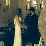 Perfect wedding...