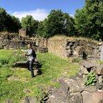 main ruins fo the island