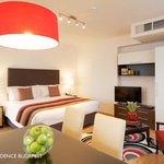 FRBudapest Bedroom