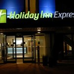 A warm welcome awaits you at the Holiday Inn Express B'ham-South
