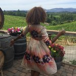 Swirling at the Winery