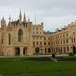 Gorgeous Lednice Chateau