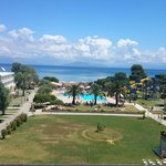 Superior sea view (вид с балкона)