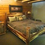King Bed Cabin