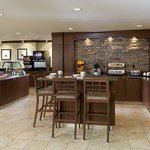 Enjoy our Hot Breakfast Buffet in our Greatroom