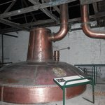 One of the old inactive pot stills