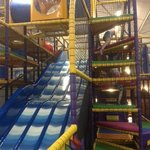 Stompers Adventure Play at Rossis Leisure