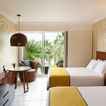 Fresh, fun and modern accommodation rooms