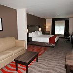 King Suite with living area