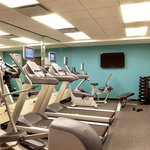 Stay in shape at our state-of-the-art fitness center
